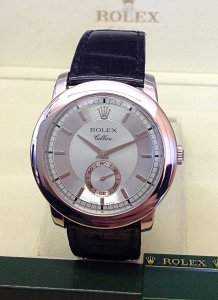 Rolex Cellini 5241/6 40mm Platinum
