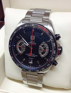 Tag Heuer Grand Carrera Chronograph CAV511C