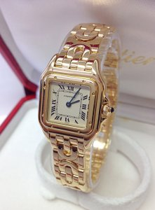 Cartier Panthere W25022N3 22mm Yellow Gold