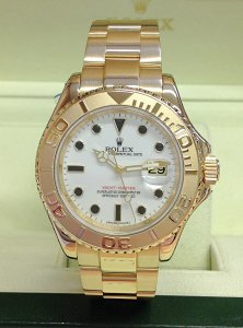 Rolex Yacht-Master 16628 40mm Yellow Gold