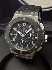 Hublot Big Bang 44mm 301.SB.131.RX Ceramic Bezel