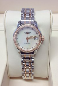 Longines Saint-Imier Bi/Colour L2.263.5.87.7