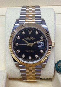 Rolex Datejust 41mm 126333 Bi/Colour Unworn