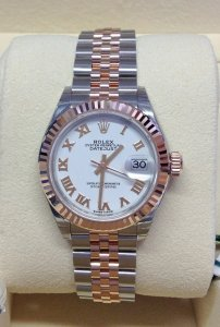Rolex Lady Datejust 28mm 279171 Unworn