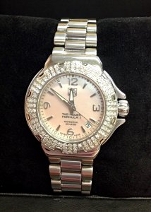 Tag Heuer Formula 1 Sparkling WAC1216 Ladies 34mm