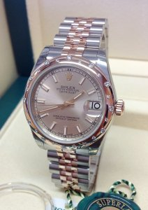 Rolex Datejust 31mm 178341 Bi/Colour Unworn