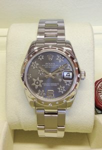 Rolex Datejust 31mm 178344 Diamond Bezel