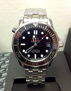 Omega Seamaster 50th Anniversary 36mm