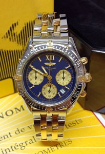 Breitling Chrono Jetstream B55348 Bi/Colour Blue