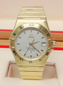 Omega Constellation 3681201 Yellow Gold
