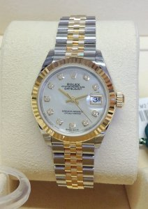 Rolex Lady Datejust 28mm 279173 Unworn