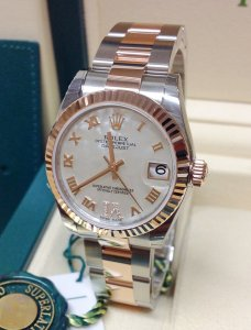 Rolex Datejust 31 178271 Bi/Colour Unworn
