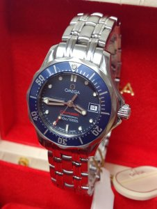Omega Seamaster 2224.80.00 Ladies 28mm