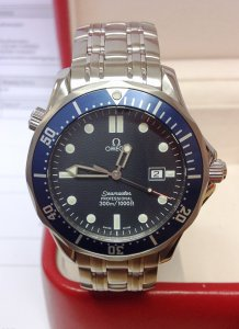 Omega Seamaster 300M 2541.80.00 41mm Quartz