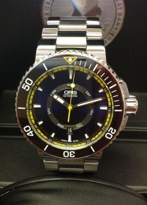 Oris Great Barrier Reef II Limited Edition