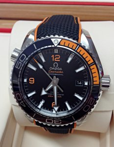 Omega Planet Ocean 43.5mm 215.32.44.21.01.001 Unworn