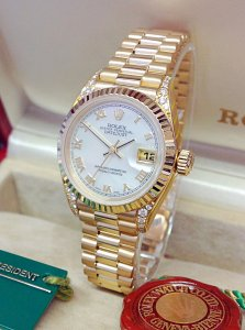 Rolex Datejust 26mm 79238 Yellow Gold