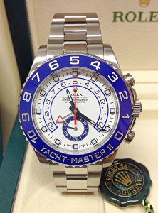 Rolex Yacht-Master II 116680 Stainless Steel