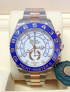 Rolex Yacht-Master II 116681 44mm Bi/Colour Unworn