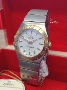Omega Constellation Quartz 27mm 123.20.27.60.05.002