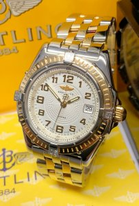 Breitling Wings Lady D67050 Arabic Dial