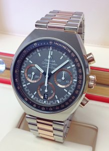 Omega Speedmaster Mark II 327.20.43.50.01.001