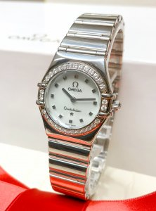 Omega Constellation Quartz 1465.71.00