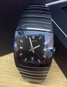Rado Sintra XL 156.0723.3 Black Ceramic