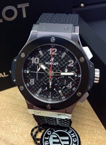 Hublot Big Bang Steel Ceramic 44mm 301.SB.131.RX