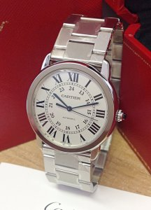 Cartier Ronde Solo WSRN0012 36mm