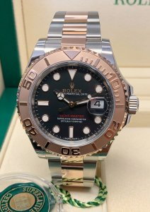 Rolex Yacht-Master 40 116621 Black Dial