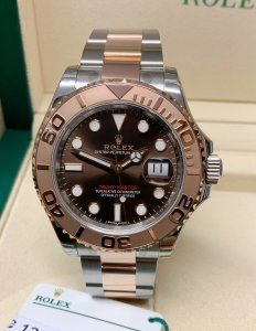 Rolex Yacht-Master 40 116621 Chocolate Dial