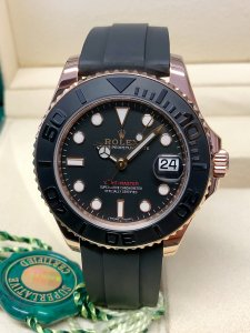 Rolex Yacht-Master 37 268655 Rose Gold