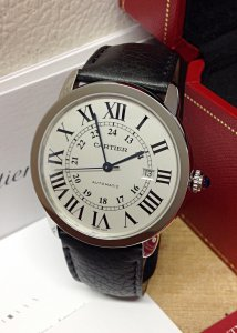Cartier Ronde Solo WSRN0022 42mm