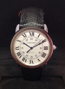 Cartier Ronde Solo WSRN0021 36mm