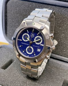 Tag Heuer Professional CN111G 39mm Quartz