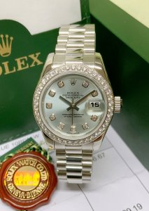 Rolex Datejust Lady 179136 26mm Platinum