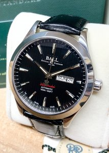 Ball Engineer II NM2028C-LCJ-BK