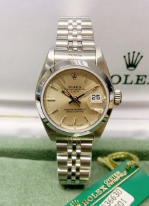 Rolex Oyster Perpetual Date 69160 26mm