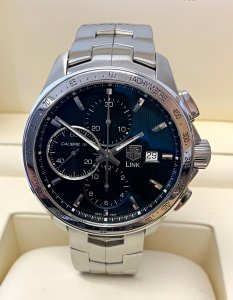 Tag Heuer Link Chronograph CAT2010 Calibre 16