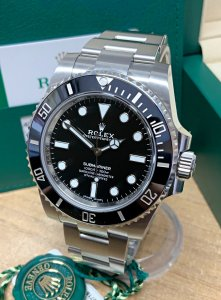 Rolex Submariner 114060 Unworn