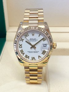 Rolex Datejust 178278 Yellow Gold