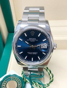 Rolex Oyster Perpetual Date 115200 34mm