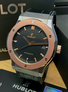 Hublot Classic Fusion 45mm 511.NO.1181.LR