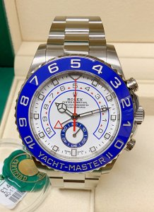 Rolex Yacht-Master II 116680 44mm Stainless Steel