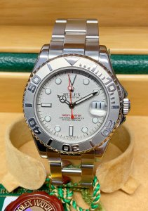 Rolex Yacht-Master 168622 35mm Mid/Size