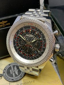 Breitling for Bentley B06 AB0611 Royal Ebony Dial
