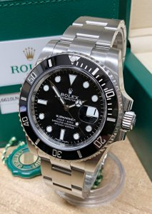 Rolex Submariner Date 116610LN Black Dial