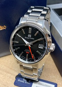 Grand Seiko Hi-Beat 3600 Auto GMT SBGJ203G