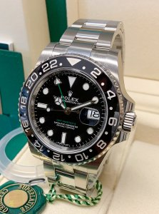 Rolex GMT Master II 116710LN Black Ceramic